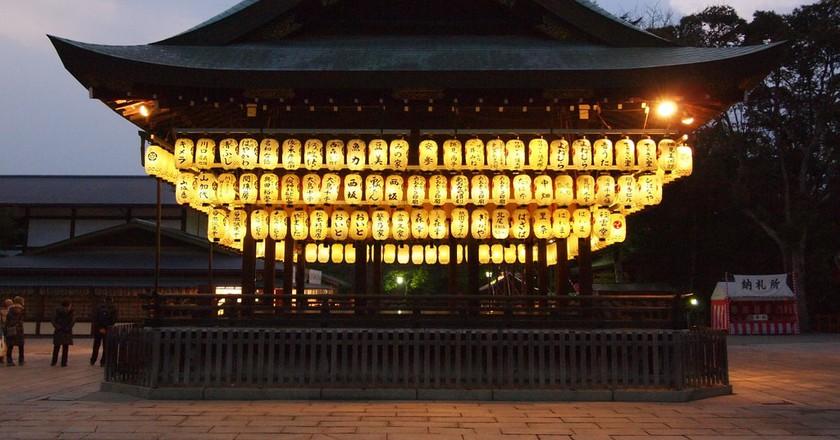 Yasaka Shrine, Kyoto © Kentaro Ohno / Flickr