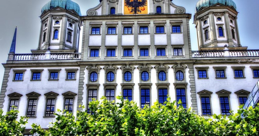 Rathaus   © Polybert49 / Flickr