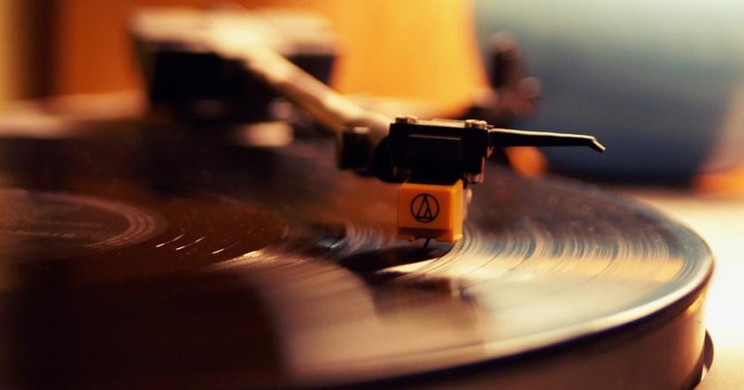 Record Player   © Lena/Flickr