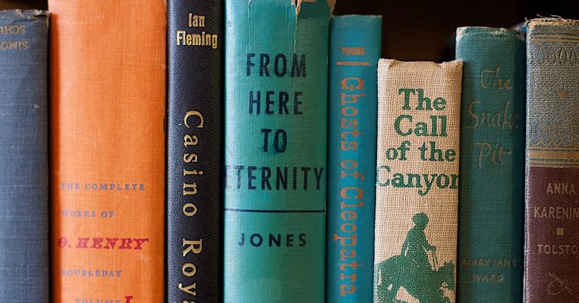 Odd Books | © Alan Levine / Flickr