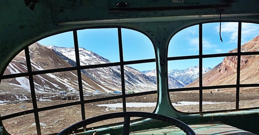 Bus View   © Jesus Dehesa   Flickr