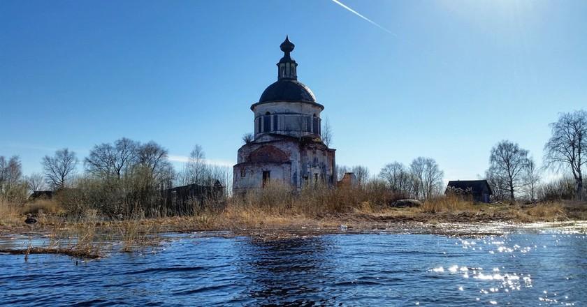 What's left of Charonda   © Shel1983 / WikiCommons
