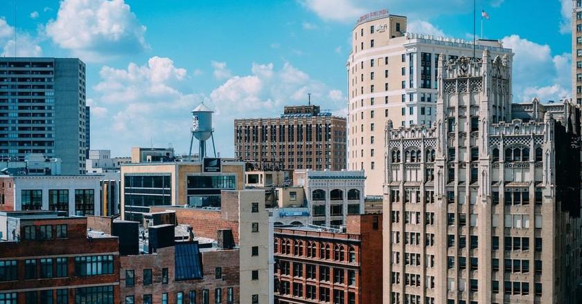 Detroit | ©Alex Brisbey / Unsplash