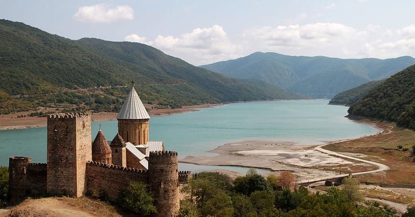 Ananuri Fortress | © Stomac / WikiCommons