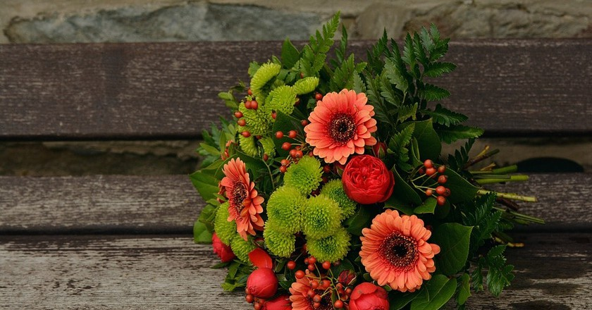 Autumn flowers | © congerdesign / Pixabay