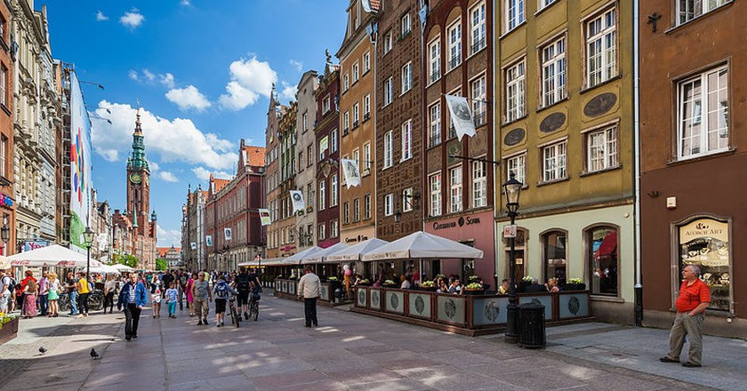 Gdańsk | © Diego Delso, delso.photo, License CC-BY-SA / WikiCommons