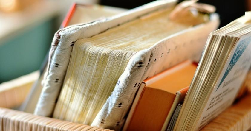 Books in a shelf | Public Domain \ Pixabay