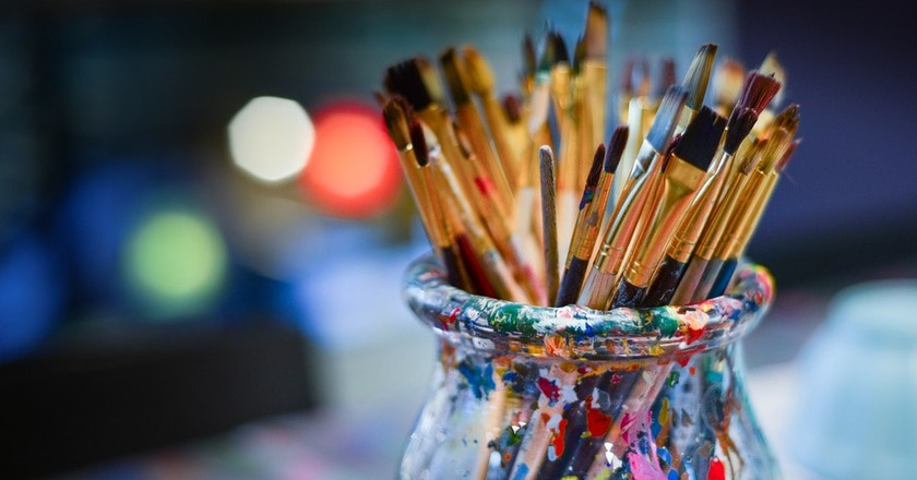 4 Artists' Studios You Can Visit in Philadelphia, PA
