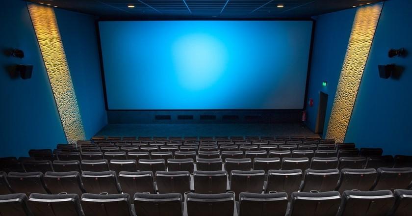 Cinema screen   © Derks24 / Pixabay