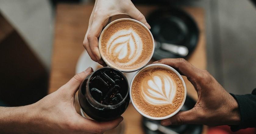 Coffee with friends   © Pixabay