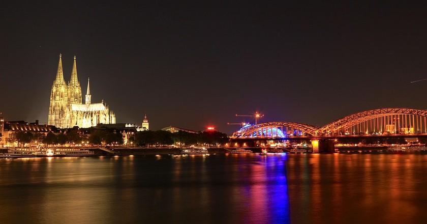 Cologne | © MaxWaidhas / Pixabay