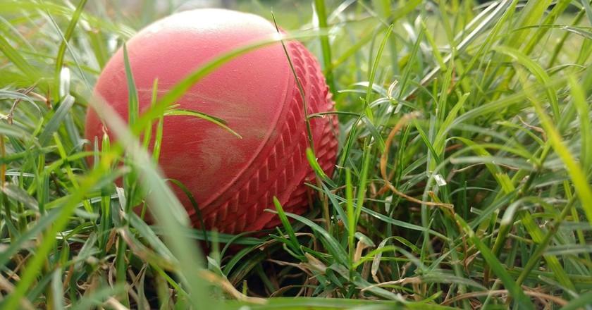 Cricket ball   © Auk002/Pixabay