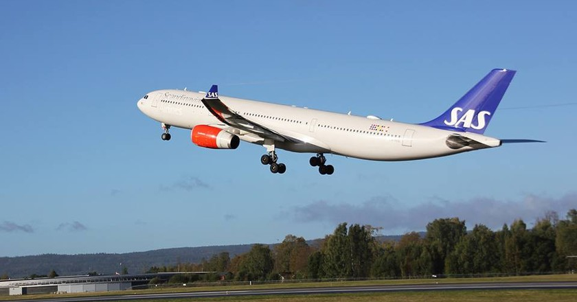 Domestic flights in Norway may soon be electric | Courtesy of Oslo lufthavn Gardermoen