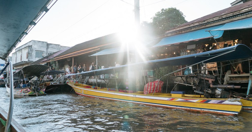 A Guide to the Amphawa Floating Market, Bangkok