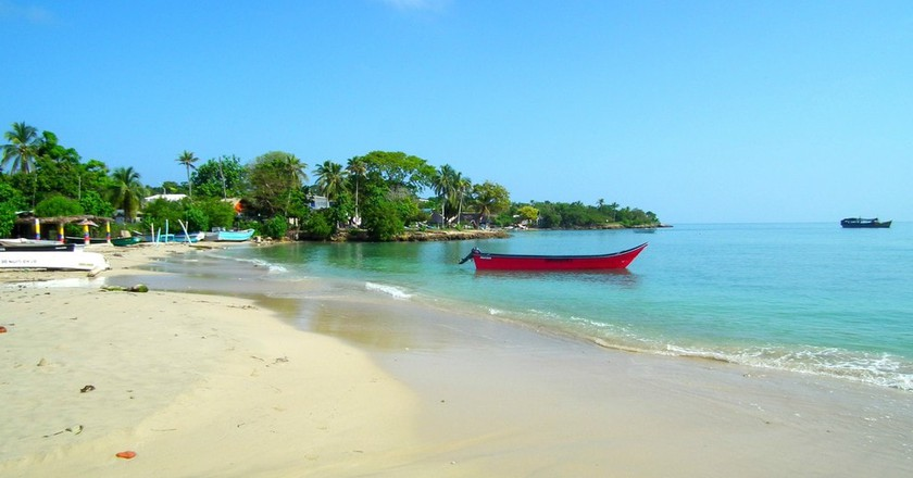 Isla Fuerte, Colombia | © Chris Bell / The Culture Trip