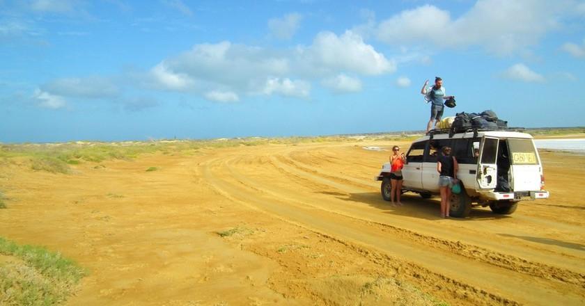 Travelling in La Guajira, Colombia | © Chris Bell / The Culture Trip