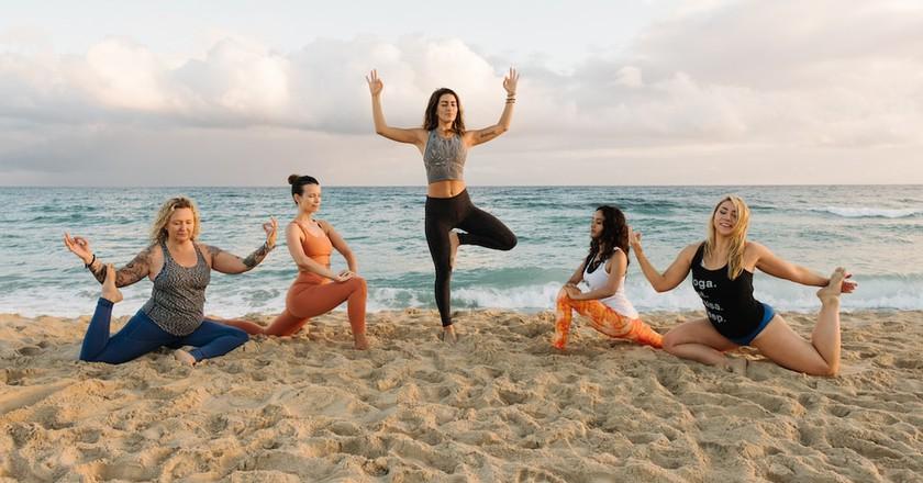 Mhai Yoga   © Elie Dahdouh