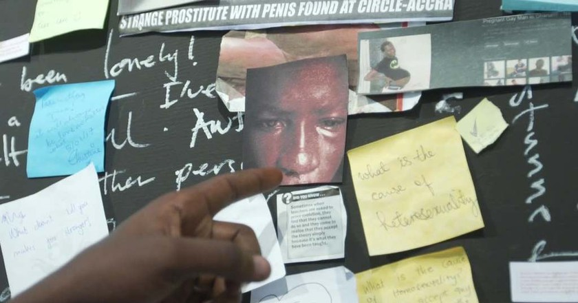 An Interview With Ghana's Boundary-Pushing Photographer, Eric Gyamfi
