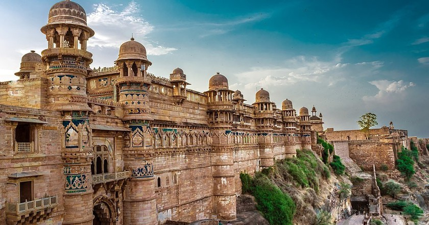 Gwalior Fort   © Anuppyr007/Wiki Commons