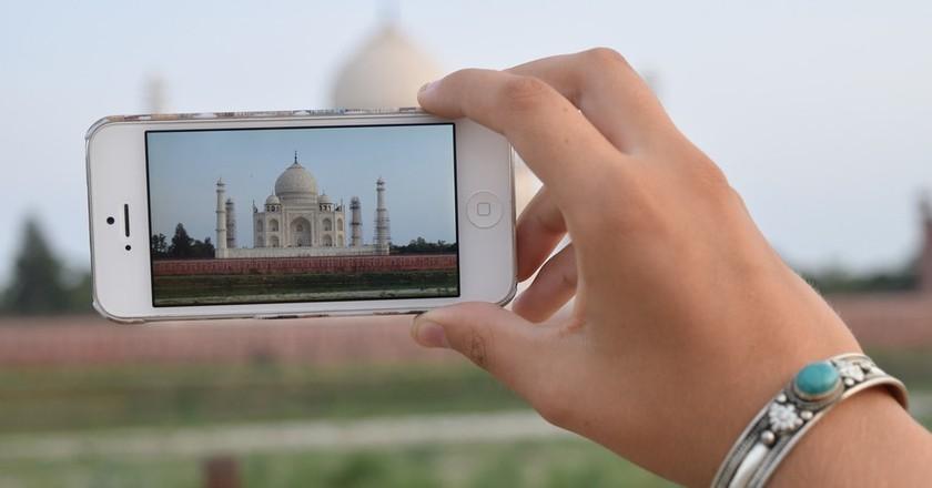 Taj Mahal, Agra | © evelyneviret / Pixabay