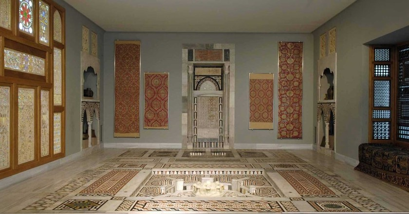 Reception room from Cairo | © Islamic Museum / Benaki