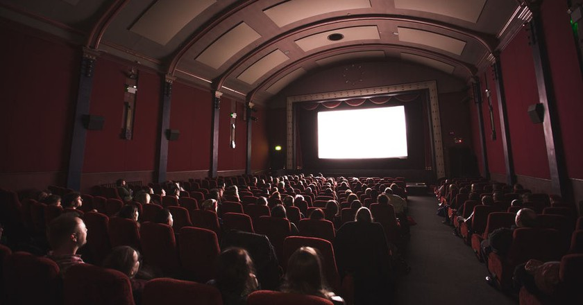 Cinema   © Jake Hills/Unsplash