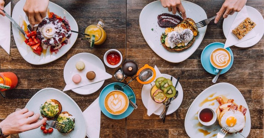 The Best Brunch and Breakfast Places in Southampton, England