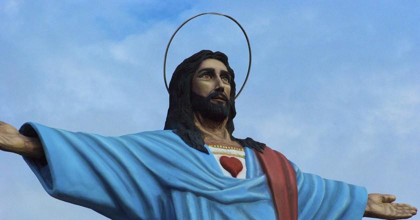 Jesus Christ at Tierra Santa, Buenos Aires