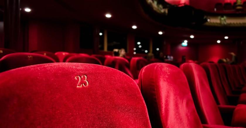 Cinema seats | © Kilyan Sockalingum/Unsplash