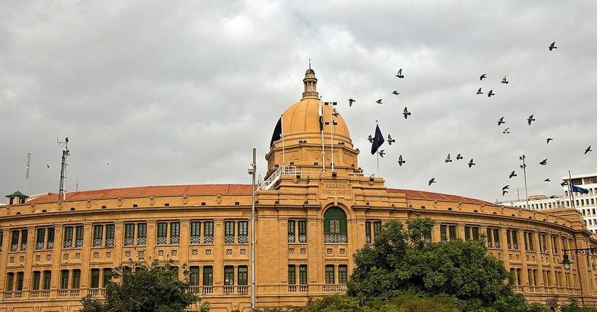 KPT Building, Karachi | © Furqanlw/WikiCommons