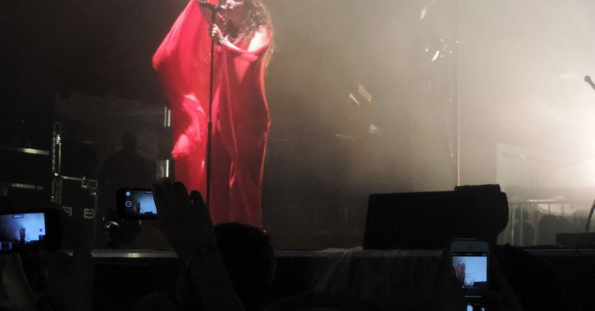 Lorde | © The Deli New England / Flickr