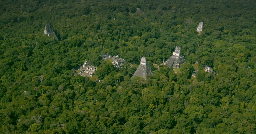 The Technology Unearthing Ancient Civilizations in Central America