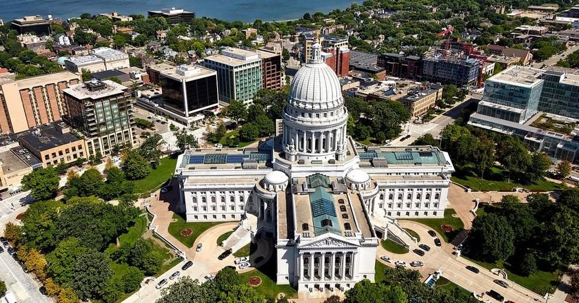 Madison, Wisconsin | ©12019 / Pixabay