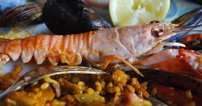Seafood | © eliola / Pixabay