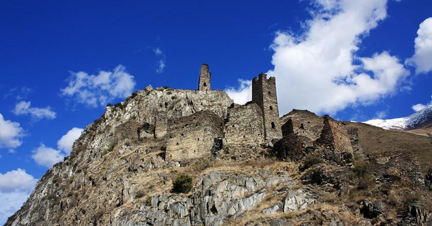 Mutso Castle   © Levan Gokadze / WikiCommons