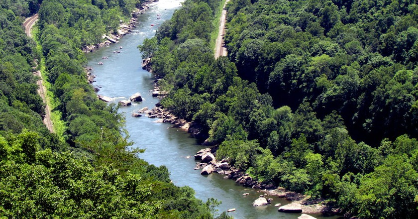 Spectacular Places to Cycle In and Around Charleston, West Virginia