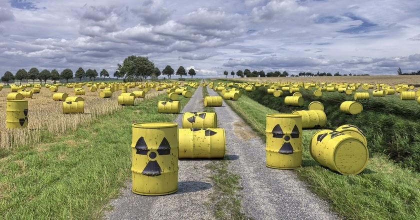 Switzerland's nuclear waste problem | © rabedirkwennigsen / Pixabay