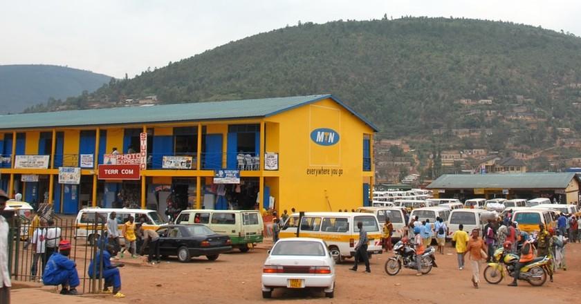 Nyabugogo Bus Terminal | © Dave Proffer / Flickr