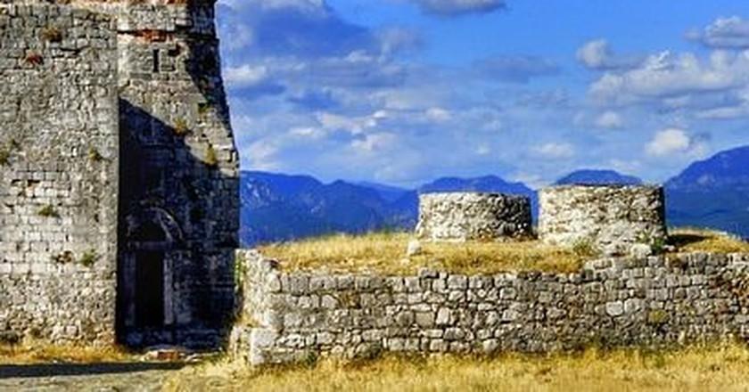 Shkodra's fortress | © rmac8oppo / Pixabay