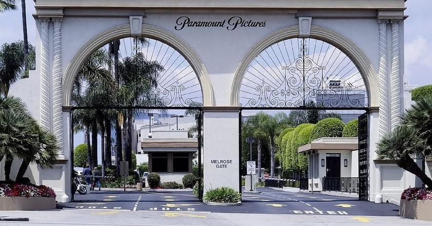 Paramount Studios   Photo by skeeze/Pixabay