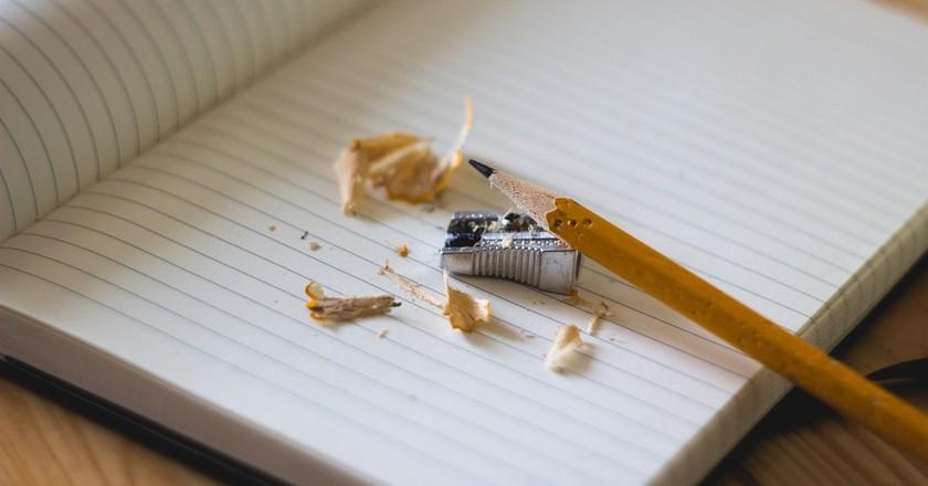 Pencil and notebook | © Free-Photos / Pixabay
