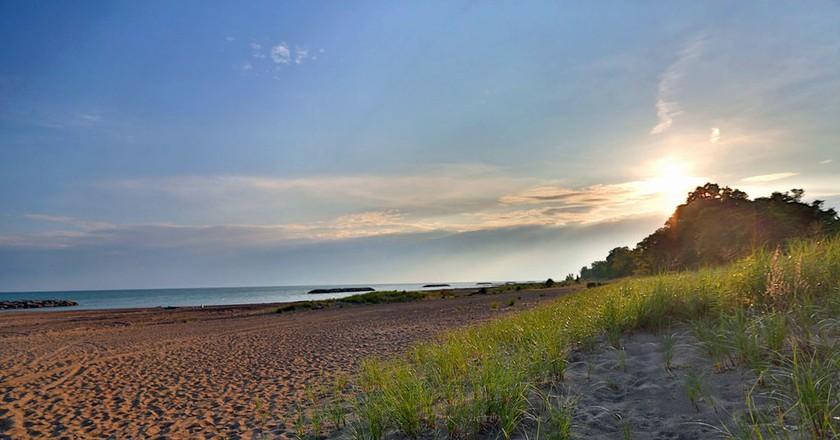 Presque Isle, Erie, PA   Courtesy of VisitErie