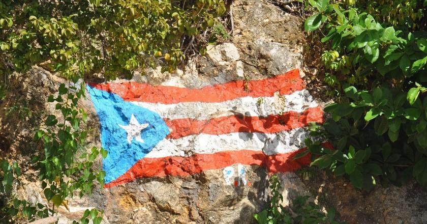 Puerto Rican flag | © Lenaeriksson / Pixabay
