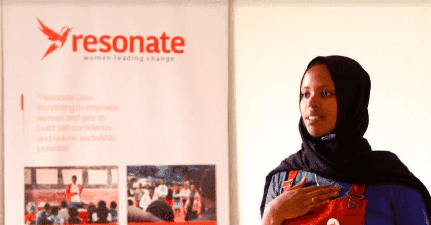 Women leading change at Resonate | © Courtesy of Resonate