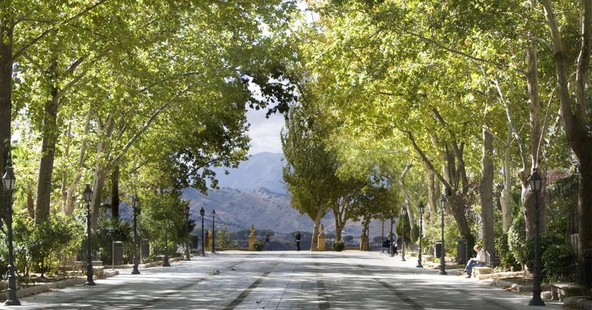 Alameda del Tajo, Ronda; Britanglishman/WikiCommons