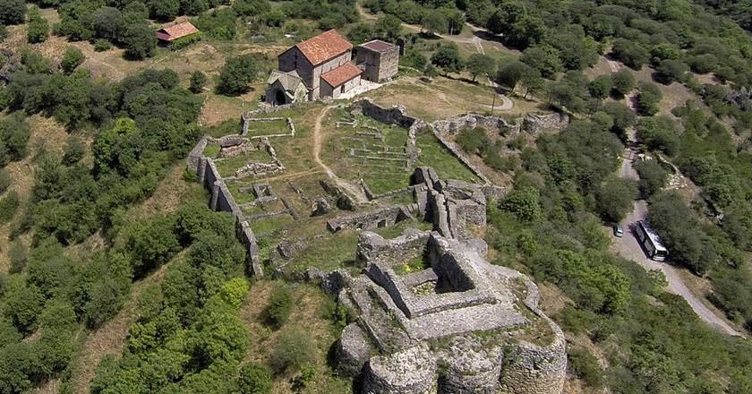Ruins of Dmanisi Castle | © Larry V. Dumlao / WikiCommons