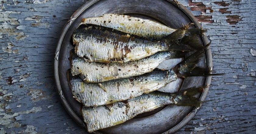 Sardines   © greekfood-tamystika / Pixabay