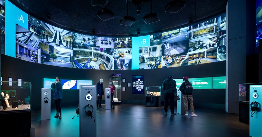 This New York City Spy Museum Lets You Pretend You're James Bond