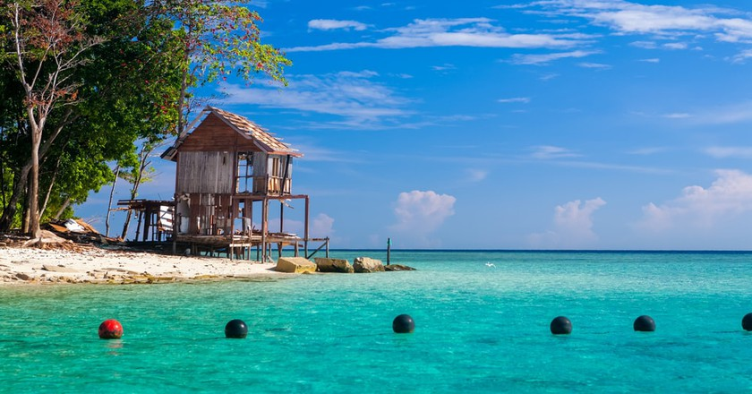The 5 Most Beautiful Islands in Borneo