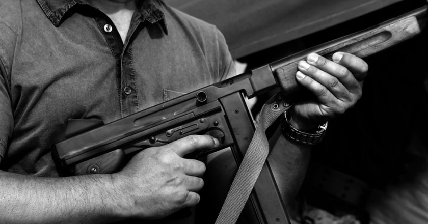 Colombian guerrilla   © ChiccoDodiFC / Shutterstock